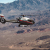 Grand Canyon helicopter air and landing tour.