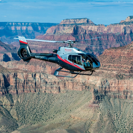 Grand Canyon Air Tours da South Rim