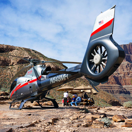 Grand Canyon Air Tours a partir de Las Vegas